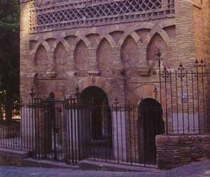 Toledo Leyendas de Toledo Cristo de la Luz